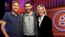Image for Russell Howard and Hazel Irvine