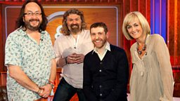 Image for The Hairy Bikers and Jane Moore