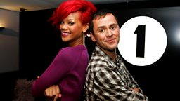 Image for Friday - Scott meets Rihanna!