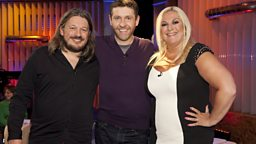 Image for Vanessa Feltz and Richard Herring