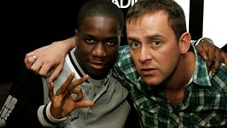 Image for Tuesday - Tinchy Stryder in The Gaming Zone