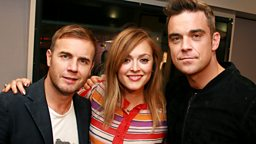 Image for Thursday: Robbie & Gary Live Lounge