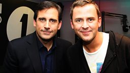 Image for Monday - Steve Carell