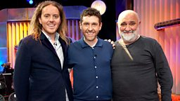 Image for Tim Minchin and Alexei Sayle