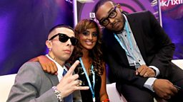 Image for Backstage At The MOBO Awards