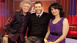Image for Noddy Holder and Shappi Khorsandi