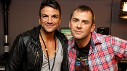 Image for Friday - with Peter Andre