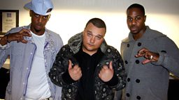 Image for Charlie Sloth with a double Fire In The Booth!