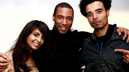 Image for Vis in for Max with Akala & Konnie Huq