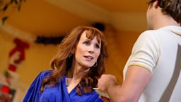 Image for Catherine Tate returns to the National Theatre