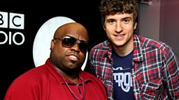 Image for Monday - Cee Lo Green stops by