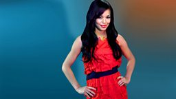 Image for Sarah Jane Crawford sits in