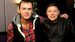 Image for Thursday: Shaun Ryder and sort of Aggro Santos Interview