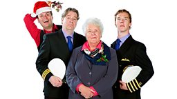 Image for Cabin Pressure at Christmas