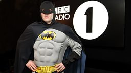 Image for Tuesday - Chris is Batman... Or is he?