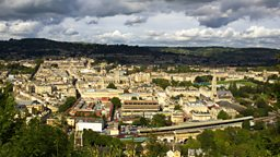 Image for Somerset - Bath Skyline