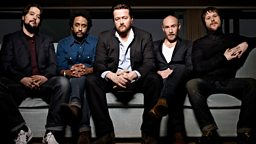Image for Guy Garvey, frontman of Elbow