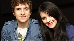 Image for Greg James sits in for Reggie