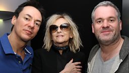 Image for ...with Chris, Dave and Annie Nightingale
