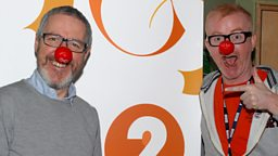 Image for Griff Rhys Jones joins us to talk about Comic Relief!
