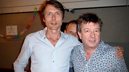 Image for With Brett Anderson from Suede