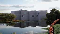 Image for The Hepworth Gallery in Wakefield opens