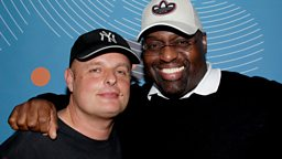 Image for Frankie Knuckles meets Dave Pearce