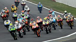 Image for The 125cc and Moto2 World Championships: Round 4 - Le Mans