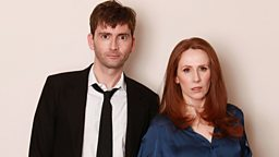 Image for Catherine Tate and David Tennant, Michael Portillo, Ed Smith