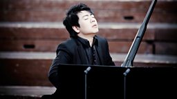 Image for Chinese pianist Lang Lang on inspiring young players