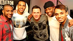 Image for Wednesday - JLS and Jason Byrne