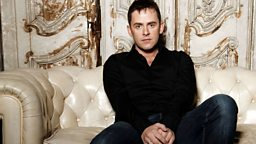Image for Scott Mills is in for Reggie