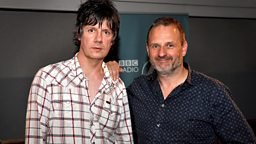 Image for Wednesday - with Stone Roses songwriter John Squire