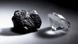 Image for Diamonds and Coal