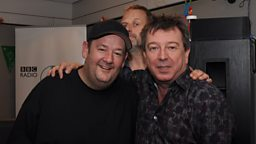Image for Thursday - with comedian Johnny Vegas