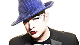 Image for Boy George in the mix