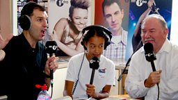 Image for 1Xtra's Schools Tour
