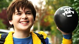 Image for Horrid Henry the movie, and Nicholas Crane on Towns