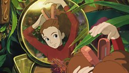 Image for Anime film Arrietty and Mansfield Park, the opera