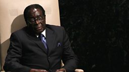 Image for Mugabe's Blood Diamonds