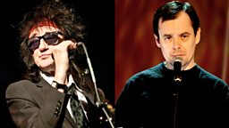 Image for John Cooper Clarke interviews Kevin Eldon