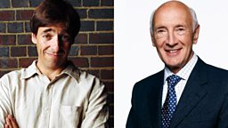 Image for Mark Steel interviews Barry Davies