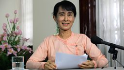Image for Lecture 2: Aung San Suu Kyi on Dissent