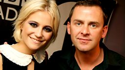 Image for Tuesday The One With The Monkey And Pixie Lott