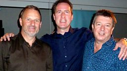 Image for Friday - with writer Barry Miles and OMD