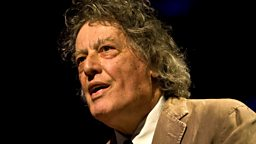 Image for Tom Stoppard; Page One reviewed