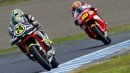 Image for The 125cc and Moto2 World Championships: Round 15 - Motegi