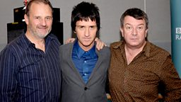 Image for Wednesday - with Johnny Marr