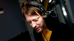Image for Thom Yorke in the mix