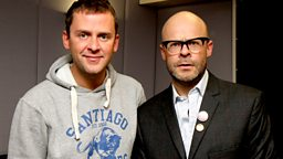Image for Wednesday - One Direction and Harry Hill